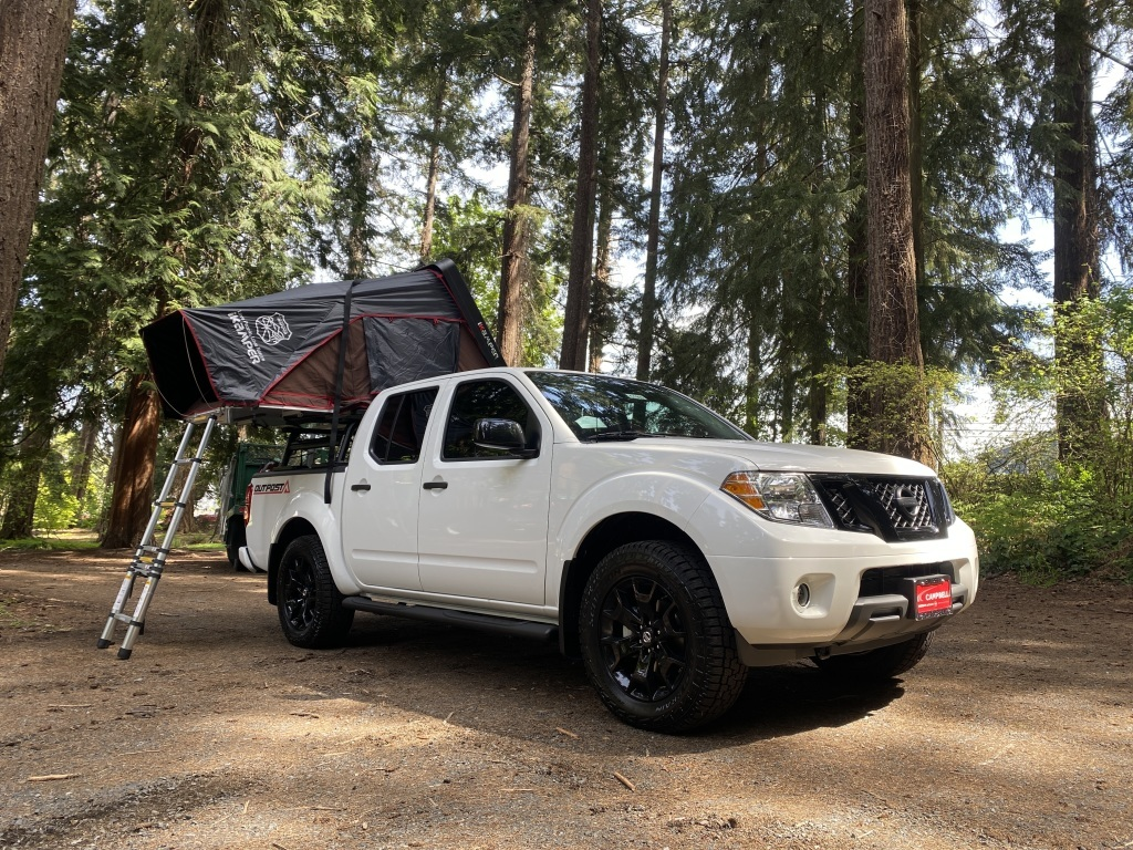 2021 Nissan Frontier Outpost Edition