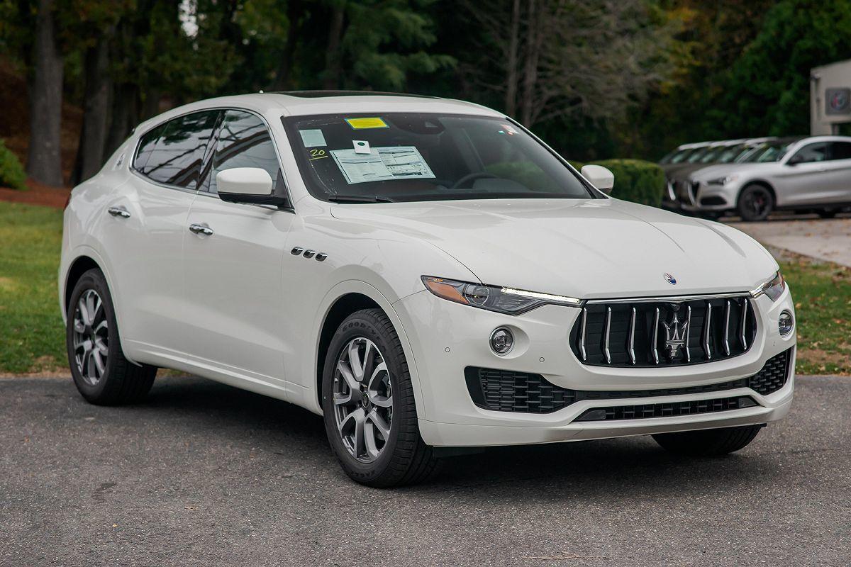 2020 Maserati Levante Base