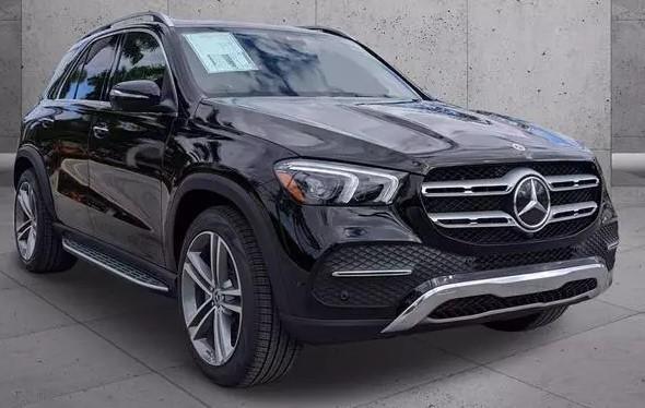 2021 Mercedes-Benz GLE GLE 350