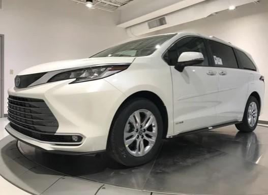 2021 Toyota Sienna Limited 7-Passenger